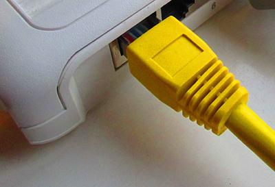 configura modem fastweb