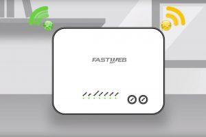 modem fastweb wifi per bed breakfast