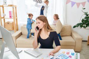 Smartworking al femminile