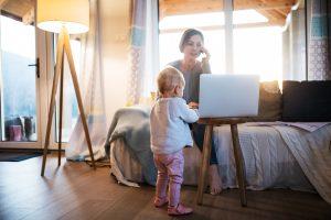 Smartworking al femminile: le difficoltà delle donne